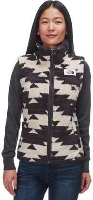 The North Face Campshire Fleece Vest - Women's