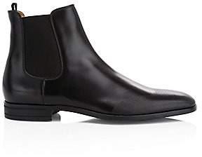 HUGO BOSS Men's Kensington Leather Chelsea Boots