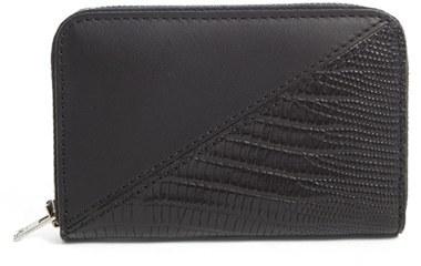 Alexander WangWomen's Alexander Wang Mini Compact Zip Wallet - Black