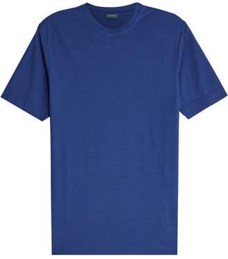 Zanone Cotton T-Shirt