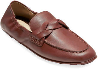 a71655c8d97 Cole Haan Odette Driverina Grand Leather Foldable Loafers