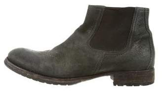 NDC Leather Chelsea Ankle Boots