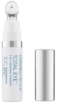 Colorescience R) Total Eye 3-in-1 Renewal Therapy SPF 35