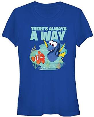 Disney Juniors Finding Dory Always a Way Graphic T-Shirt $17.50 thestylecure.com