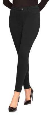 Dex Mid-Rise Pull-On Leggings
