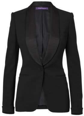 Ralph Lauren Collection Sawyer Wool & Silk Jacket