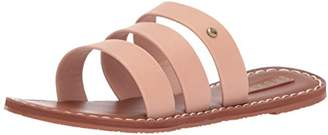Roxy Women's Sonia Multi Strap Sandals Slide