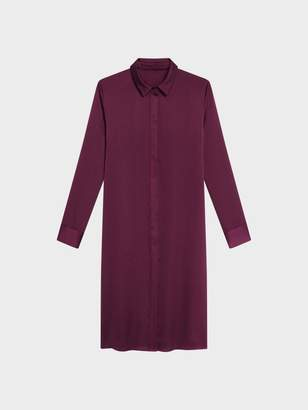 Donna Karan Donnakaran Button Through Tunic