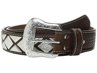 M&F Western Scalloped Diamond Concho