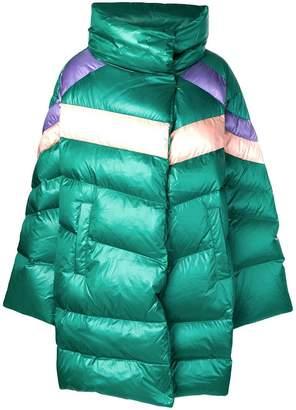 Diesel oversized puffer coat