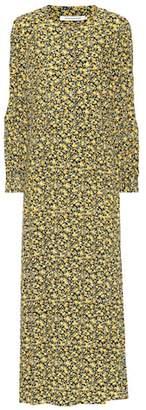 Calvin Klein Jeans Floral midi dress