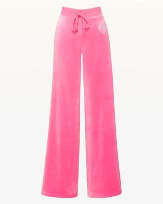 Juicy Couture Luxe Crown Velour Mar Vista Pant
