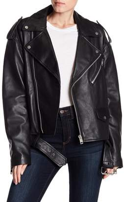Walter Baker Hope Leather Jacket