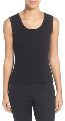 Ming Wang Scoop Neck Tank