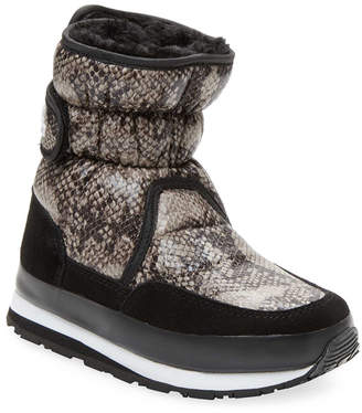 Rubber Duck Sporty Snow Jogger Boot