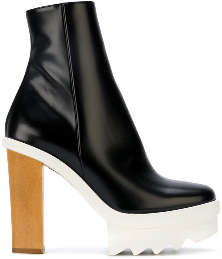 Stella McCartney Felix ankle boots