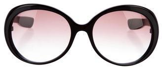 Bottega VenetaBottega Veneta Oversize Gradient Sunglasses