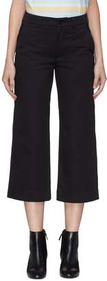 Acne Studios Cropped suiting pants