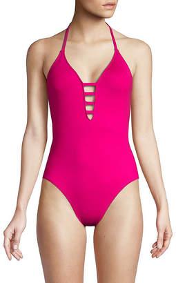 LaBlanca La Blanca Swim One-Piece Island Multi-Strap Swimsuit