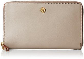 Anne Klein Zip Around Medium Wallet $58 thestylecure.com