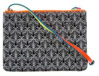 Liberty of London Designs Bayley Duo Iphis Printed Canvas Shoulder Bag