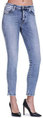 Diesel Classic High-Waisted Jeans