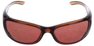 Dolce & Gabbana Oval Tinted Sunglasses