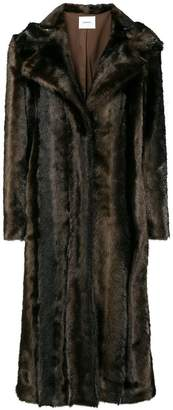 Dondup faux fur coat