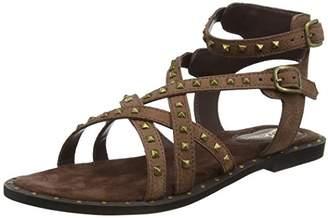 d4a3b926fed Joe Browns Joe s Womens Leather Studded Gladiator Sandals 8
