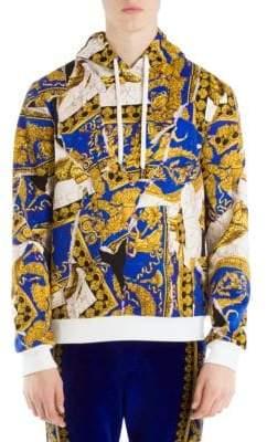 Versace Mixed Baroque Hoodie