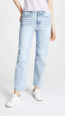 Paige Margot Straight Jeans