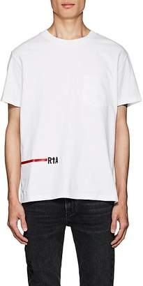 RtA Men's Logo Cotton T-Shirt