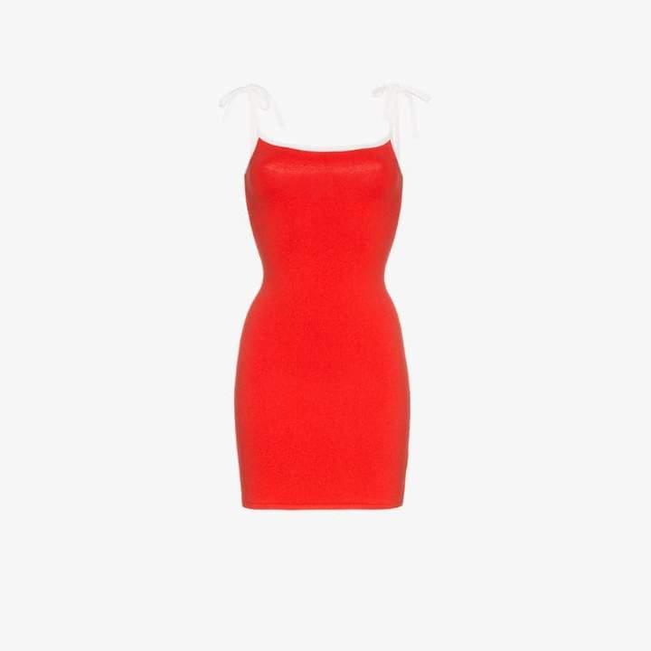 Joostricot JoosTricot fitted mini dress