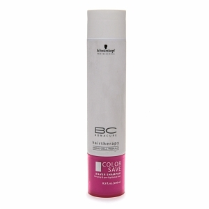 Schwarzkopf Professional Bonacure Color Save Silver Shampoo for Grey & Pre-Lightened Hair