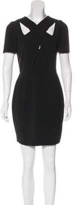 A.L.C. Cutout Mini Dress