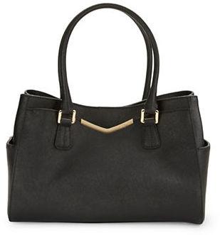 Calvin KleinCalvin Klein Saffiano Leather Satchel