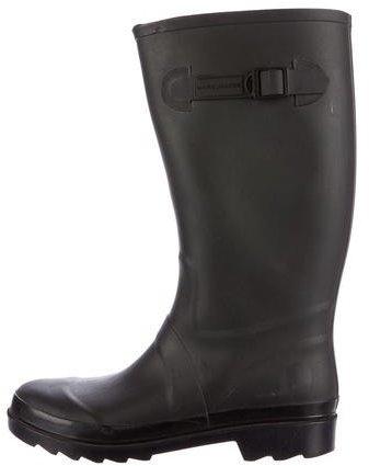 Marc JacobsMarc Jacobs Rubber Mid-Calf Rain Boots
