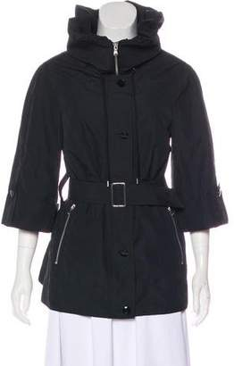 Marc by Marc Jacobs Textured Short Coat