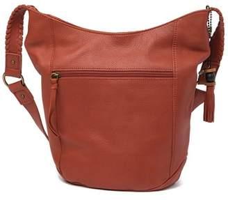 The Sak Silverado Leather Hobo Bag