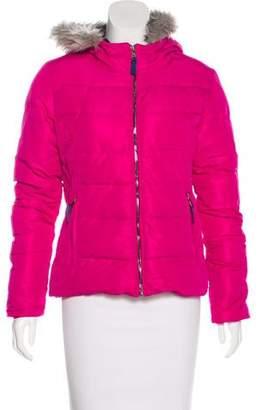 Obermeyer Hooded Puffer Jacket