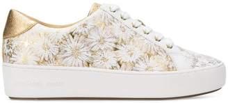 MICHAEL Michael Kors floral print sneakers