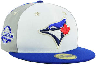 New Era Toronto Blue Jays All Star Game Patch 59FIFTY Fitted Cap