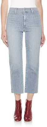 Joe's Jeans Jane High Waist Crop Boyfriend Jeans