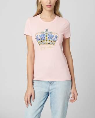 Juicy Couture Luxe Crown Short Sleeve Tee