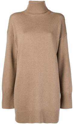 Joseph turtleneck oversized sweater