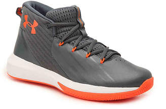Under Armour Lockdown 3 GS Youth Basketball Shoe - Boy's