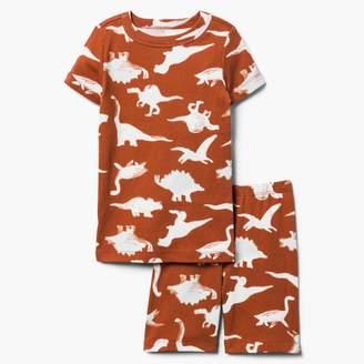 Gymboree Dino 2-Piece Shortie Pajamas