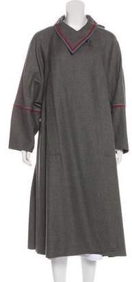 Chloé Virgin Wool Coat