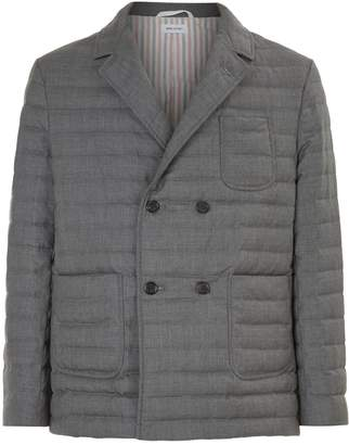 Thom Browne Down Double Breasted Jacket