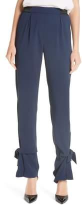 Jonathan Simkhai Combo Tie Pants
